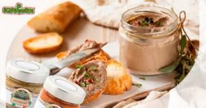 Cremosi pestati: Paté in vetro Le Squisivoglie