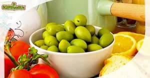 Mangiare le olive fa bene alla salute!